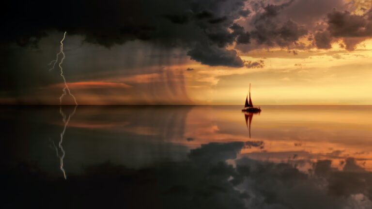 rustig vaarwater