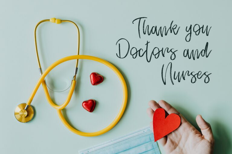 Dokters en verpleegkundigen