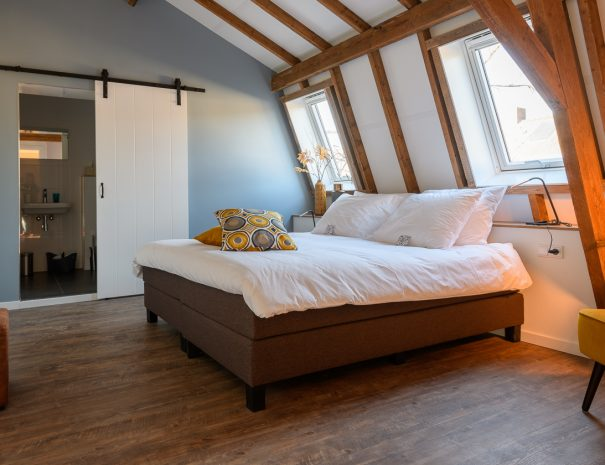 Horst bed