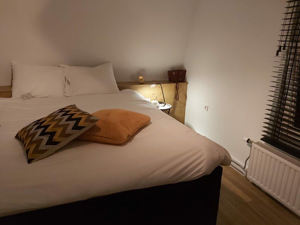 Hostellerie bed